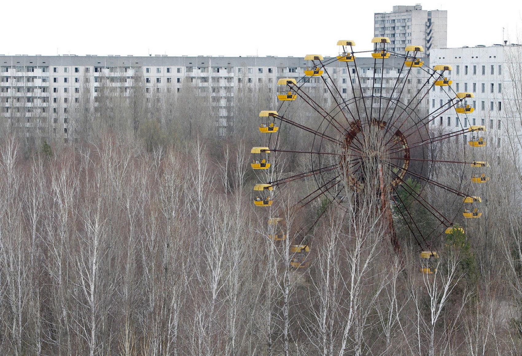 Сколько радиации в чернобыле наших дней?